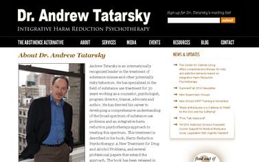 Andrew Tatarsky PhD