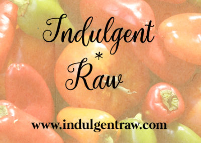 Indulgent Raw